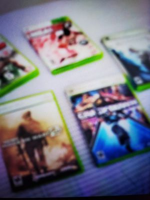 Xbox 360 games for Sale in Homestead, FL