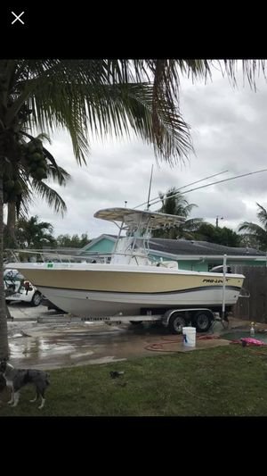 Proline 21 Sport 2006 for Sale in Sebring, FL