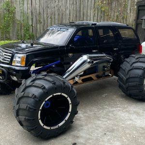 Redcat Rampage for Sale in St. Petersburg, FL