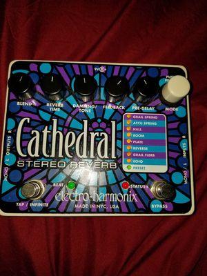Electro Harmonix Cathedral Stereo Reverb for Sale in San Bernardino, CA