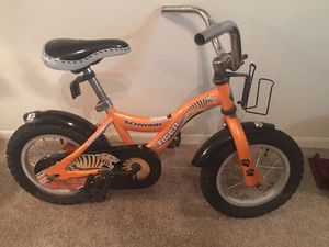 KID'S SCHWINN TIGER BICYCLE ALMOST NEW TIRES for Sale in Tempe, AZ