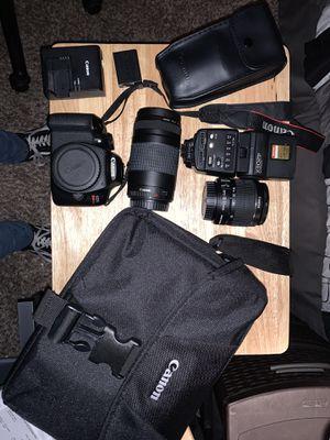 Canon T6 || Camera for Sale in Reno, NV