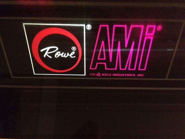 Rowe AMI R89 Juke Box With Records for Sale in Suffolk, VA