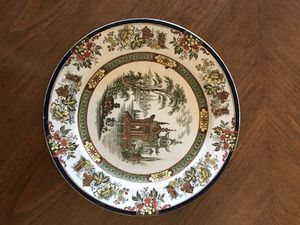 RARE burslem collectible plate for Sale in San Diego, CA