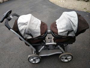 Peg Perego double stroller for Sale in Columbus, OH
