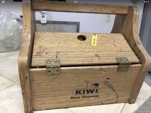 Vintage shoe polishing kit for Sale in Pasadena, CA