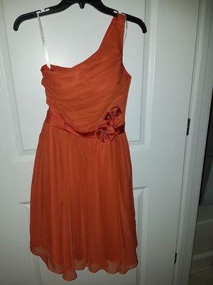 Burnt orange dress for Sale in Fairfax, VA