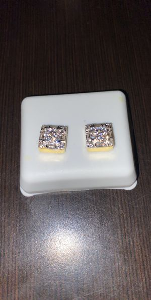 Diamond Earrings for Sale in Houston, TX