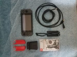 Nintendo Switch + accessories for Sale in Portland, OR