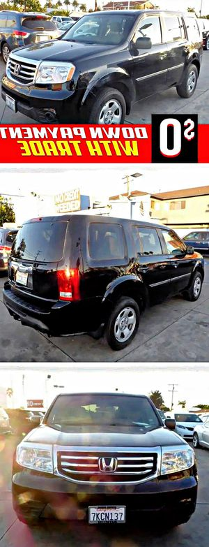 2015 Honda Pilot LX 2WD 5-Spd AT for Sale in South Gate, CA