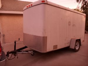 Enclosed utility trailer for Sale in Perris, CA