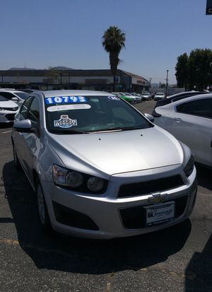 2016 CHEVY SONIC for Sale in Burbank, CA