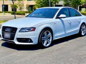 Audi 2012👑CLEAN TITLE👑 for Sale in Madison, WI