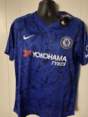 Chelsea Soccer Jersey for Sale in Rancho Dominguez, CA