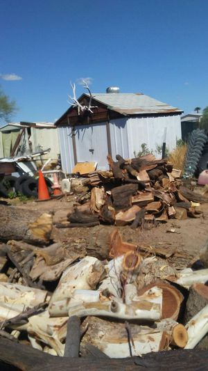 Mesquite firewood sold by the half truck loads and whole truck loads for Sale in Apache Junction, AZ