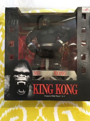 Movie Maniacs- King Kong- McFarlane Toys King Kong action figure set. New. for Sale in Santa Monica, CA