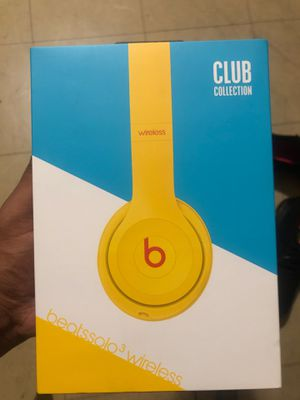 Beats solo 3 wireless No Shipping for Sale in Cleveland, OH