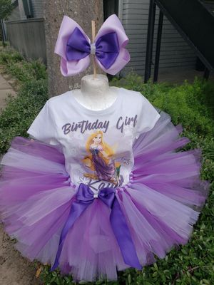 Tutu Rapunzel for Sale in Houston, TX