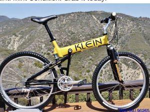 Vintage Klein Mantra Comp Full suspension-READ AD FIRST for Sale in Phoenix, AZ