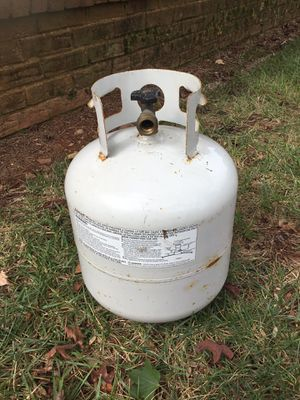 Empty propane tank for Sale in Cary, NC