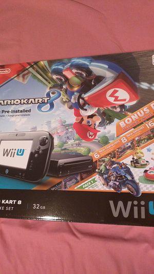 *BRAND NEW!* Nintendo Wii U Deluxe console Mario Kart 8 bundle with Zelda Breath of the Wild for Sale in Phoenix, AZ