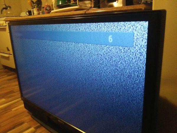 55 Sony flat screen TV