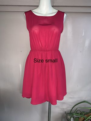 Hot pink dress for Sale in San Jose, CA