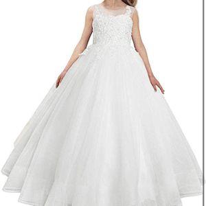 Girl White Dress for Sale in Marysville, WA
