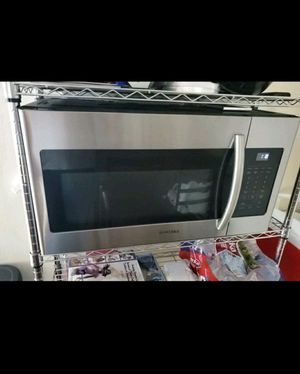 Samsung microwave for Sale in Wichita Falls, TX