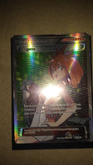 Brigette Ultra Rare Pokemon Card (LP) for Sale in Piedmont, SC