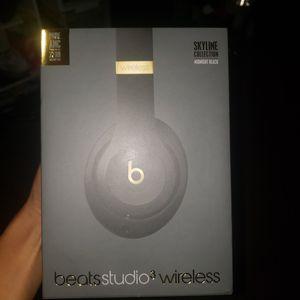 Beats studio 3 Midnight black for Sale in Pataskala, OH
