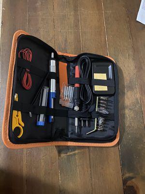 Soldering iron kit for Sale in Houston, TX