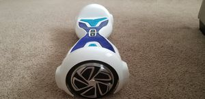 Hoverboard with bluetooth speakers and led lights for Sale in Mount Prospect, IL