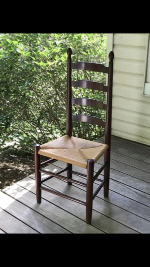E.A. Clore Ladder Back Chair for Sale in Frederick, MD
