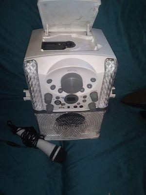 Karaoke and mic for Sale in Winnsboro, TX