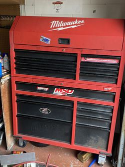 Milwakee Tool Box $450 Firm for Sale in Kissimmee,  FL