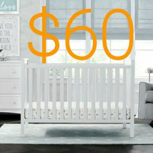 Delta CRIB With Sealy MATTRESS $60 for Sale in Garland, TX