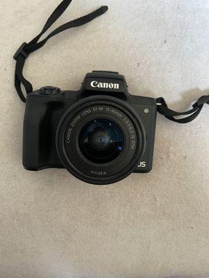 Canon EOS M50 Camera for Sale in Nashville, TN