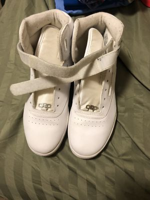 White Reebok's 7Y for Sale in New Hill, NC