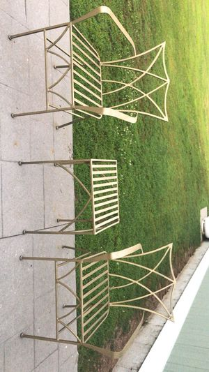 6 piece iron outdoor furniture set for Sale in Easton, CT