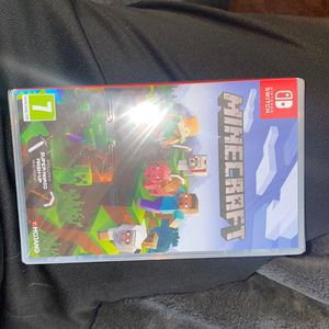 MineCraft For Nintendo Switch for Sale in Stockton, CA