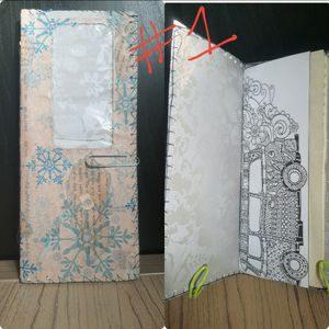 Journal, Address Book Up-cycled Journals for Sale in Santa Ana, CA