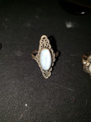 Moonstone filigree ring for Sale in Baltimore, MD
