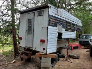 Slide in camper for Sale in Marietta, SC