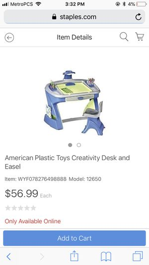 Kids desk for Sale in Hamtramck, MI