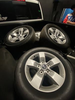 Dodge Ram Drag Pack MT ET street radial for Sale in Riverside, CA