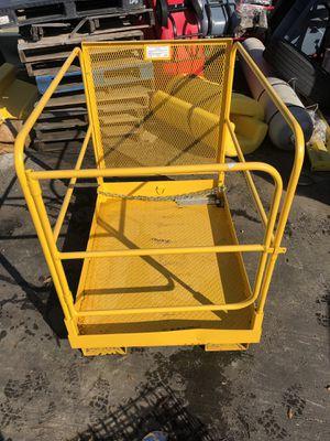 """New Man Basket 36x48"""" Forklift Aerial Platform for Sale in Atlanta, GA"""