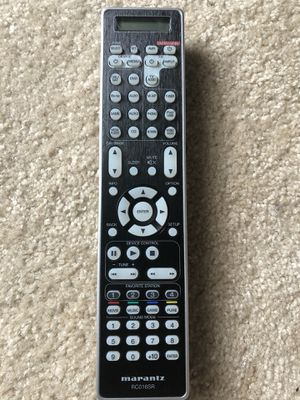 Marantz AVR Remote RC016SR for Sale in Tustin, CA