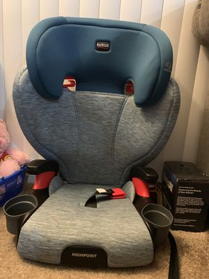 Britax car seat Highpoint for Sale in Dallas, TX