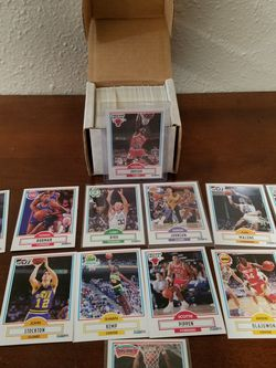 1990 Fleer Basketball Complete Set for Sale in West Linn,  OR